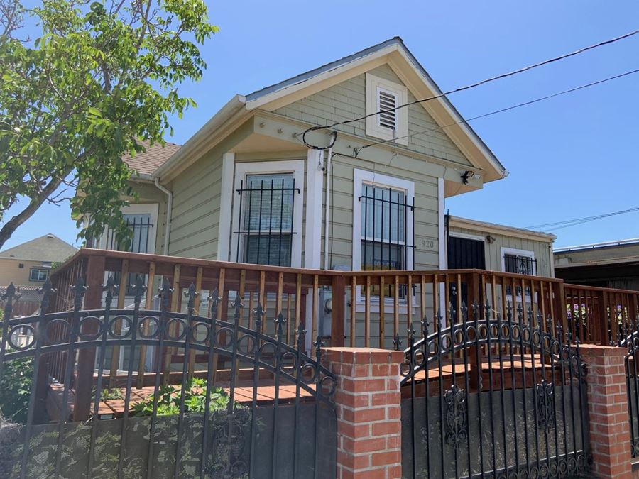 Investment Opportunity in Oakland, CA