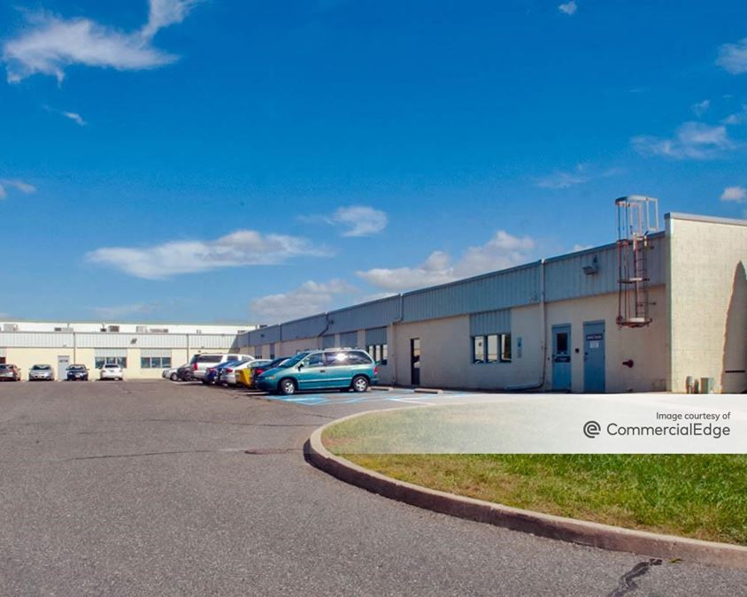 Moorestown West Corporate Center - 1, 2 & 101 Executive Drive