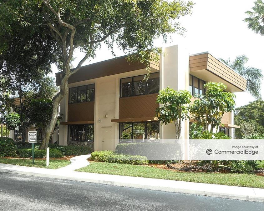 The Office Park at The California Club