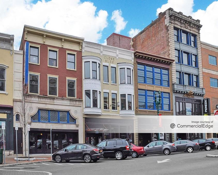 Close & Whitbeck Buildings