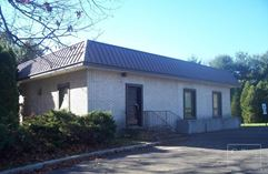Route 130 High Visibility Office Building Available For Sale Or Lease - Cranbury