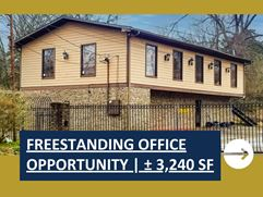 Freestanding Office Opportunity | ± 3,240 SF - Atlanta