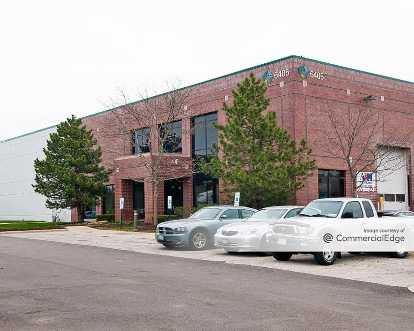 Turnberry Lakes Business Park - 6405-6425 Muirfield Drive
