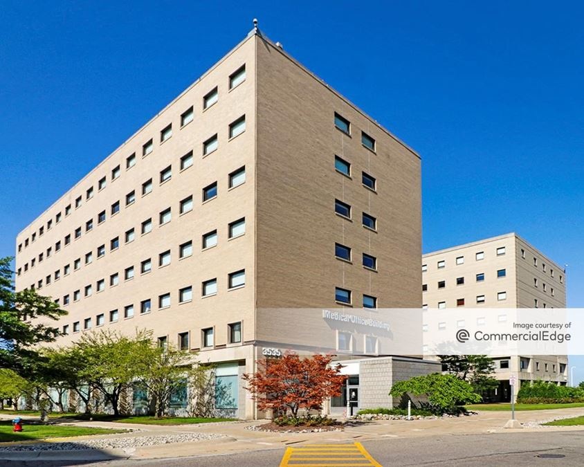 Beaumont Hospital Royal Oak - Medical Building
