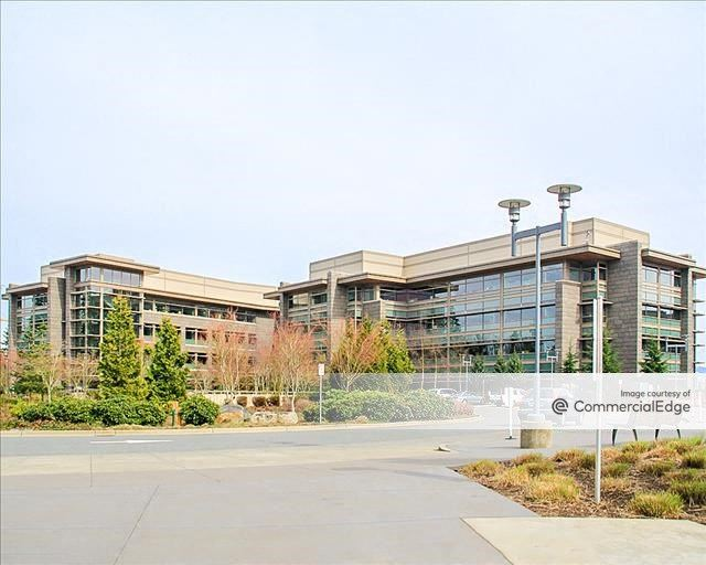 Microsoft World Headquarters - West Campus
