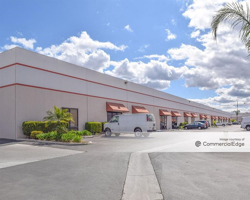 Jurupa Business Park