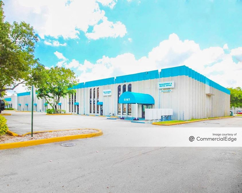 5183-5201 NW 15th Street & 5301 NW 15th Street