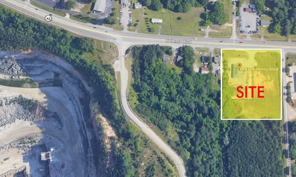 Building & Land For Sale - Henry Parkway