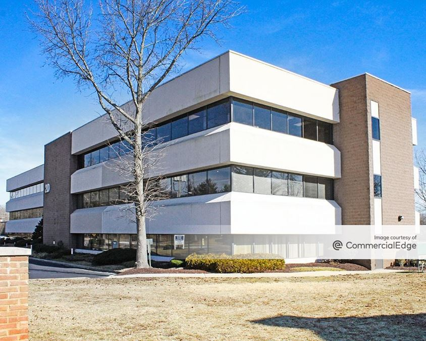 Paint Works Corporate Center - 20 East Clementon Road