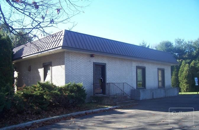 Route 130 High Visibility Office Building Available For Sale Or Lease