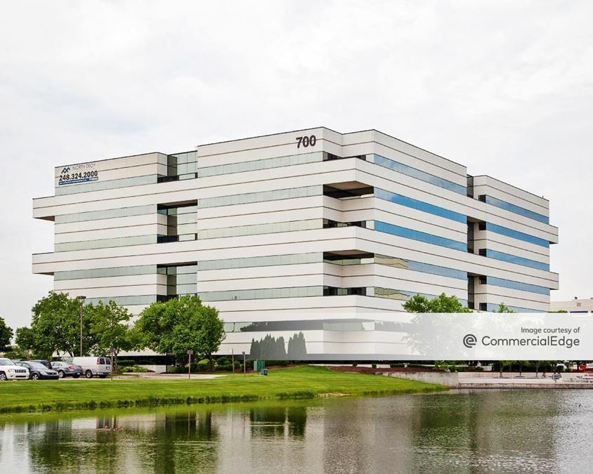 North Troy Corporate Park - 700 Tower Drive