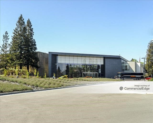 Stanford Research Park - 3000 Hanover Street
