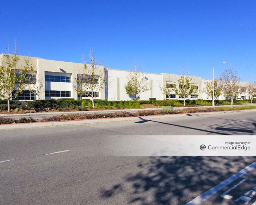 Canyon Commerce Center - 6335 Sycamore Blvd
