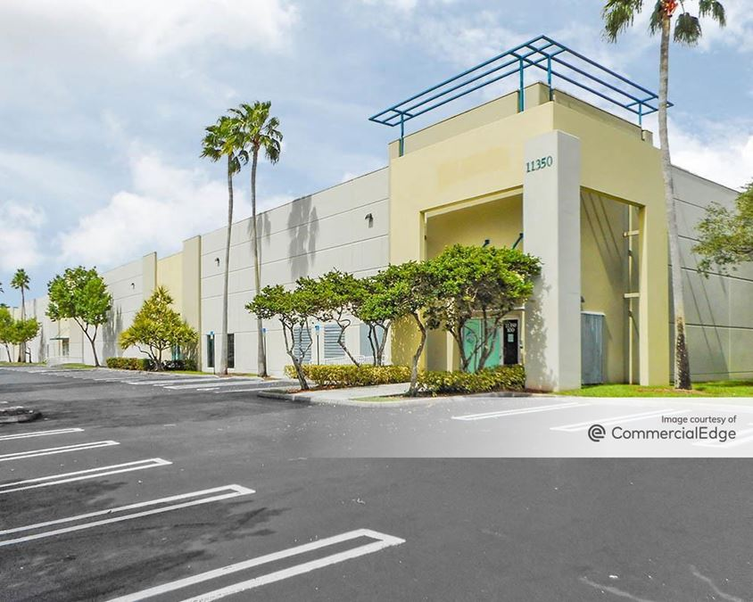 Dolphin Commerce Center - 11350 NW 25th Street