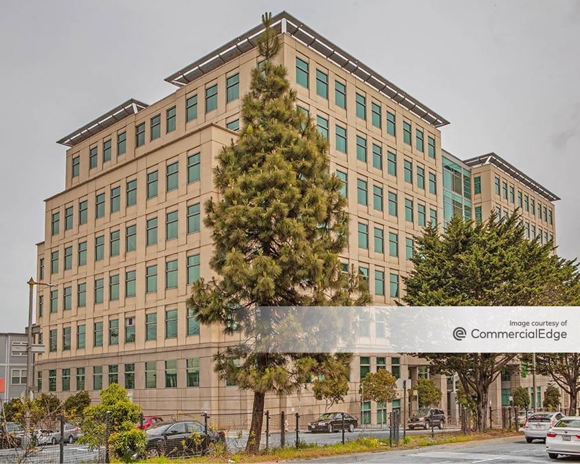 Kaiser Permanente Geary Medical Office Building