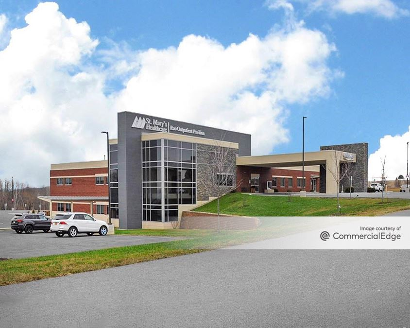 St. Mary's Healthcare - Rao Outpatient Pavilion