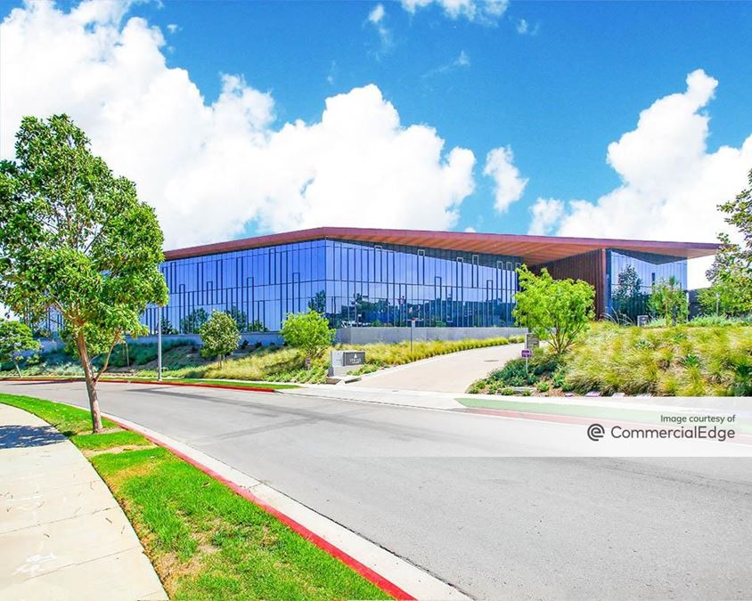 Vertex Pharmaceuticals Research Facility
