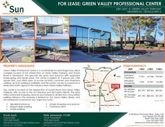 Green Valley Professional Center - Henderson