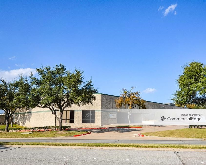 Las Colinas Industrial Story Business