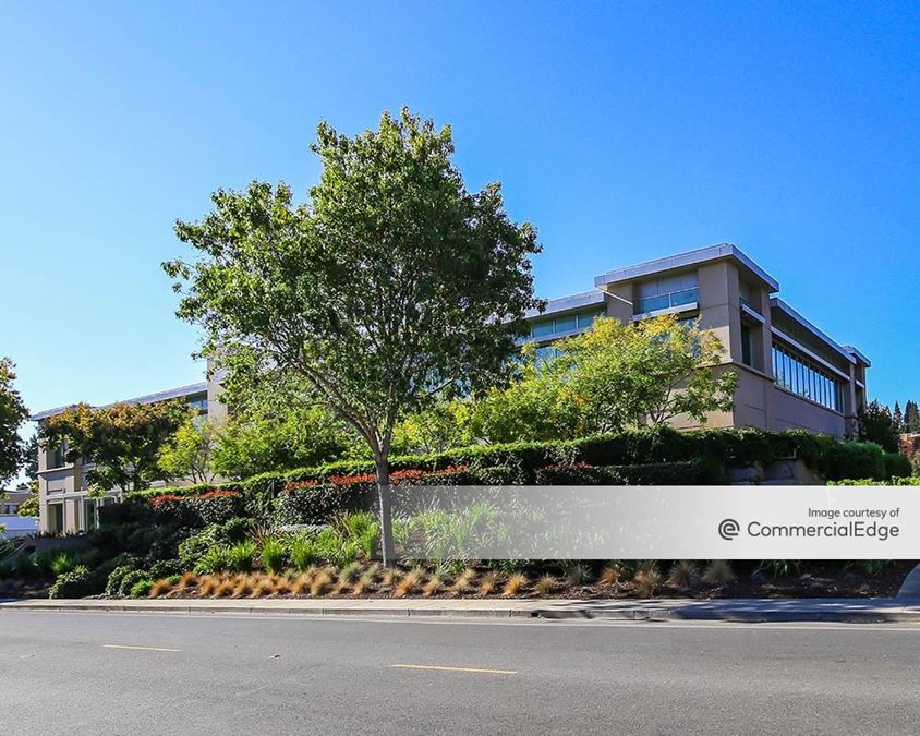 Stanford Research Park - 2475 Hanover Street