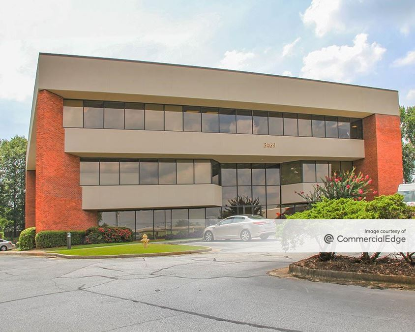 Northlake Corners Office Building