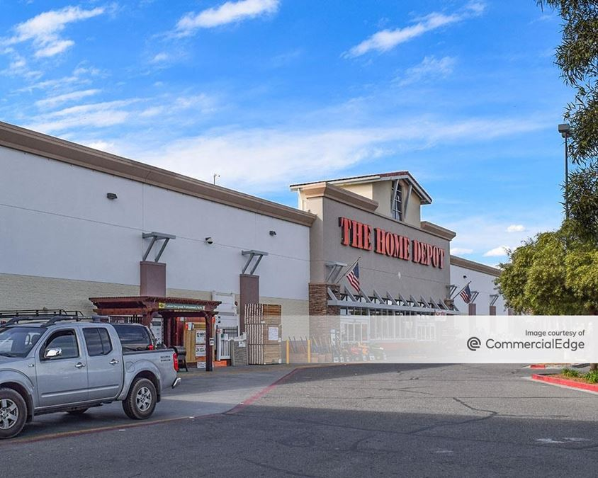 Perris Crossing Shopping Center - Home Depot