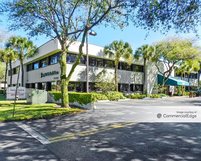 Fairway Corporate Center - 14701 & 14875 NW 77th Avenue