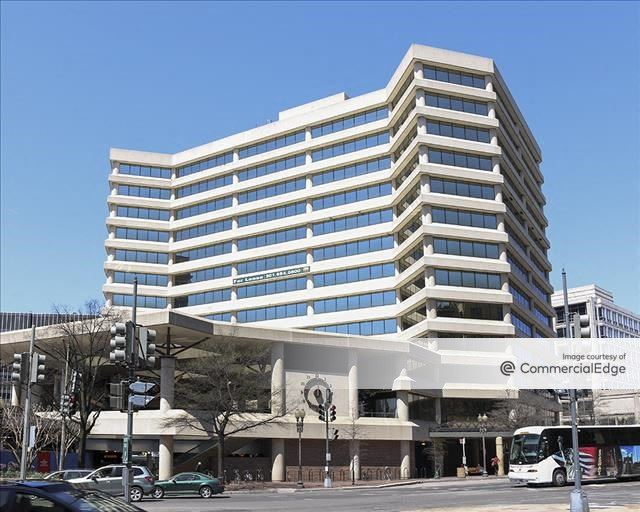 Chevy Chase Metro Building