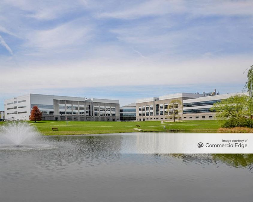 Dow Chemical Northeast Technology Center