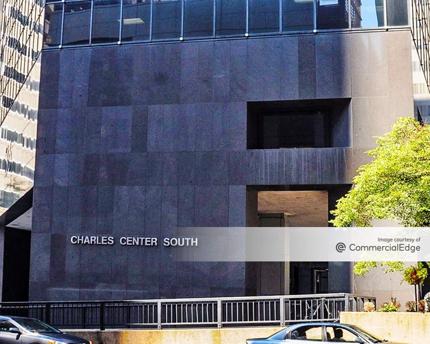 Charles Center South