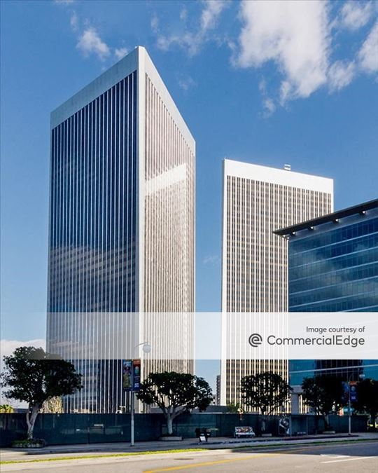 Century Plaza Tower South