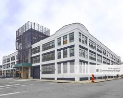 The Bindery Building/Alexandria Center - Long Island City