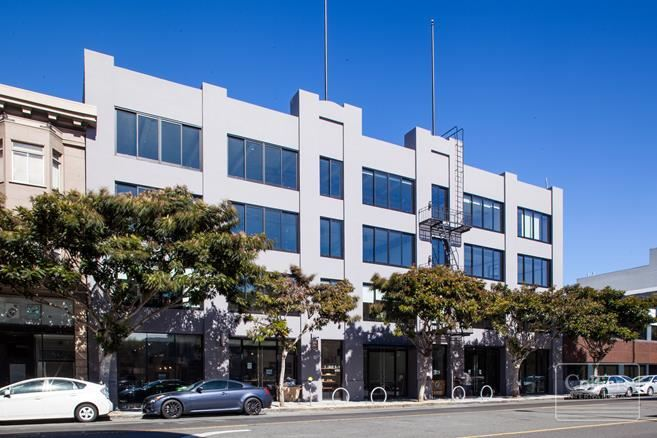 Ground Floor Available in Renovated Mission District Building