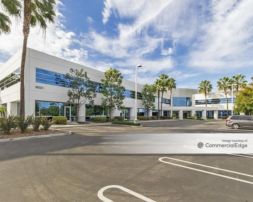 Warland Cypress Business Center - 6021 Katella Avenue