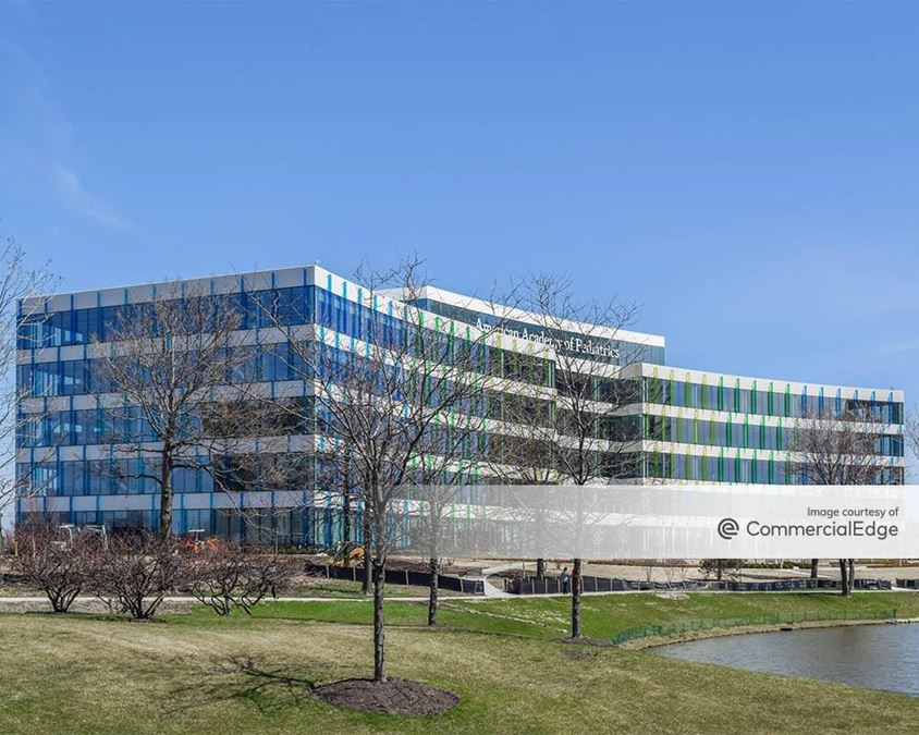 Hamilton Lakes Business Park - American Academy of Pediatrics Headquarters