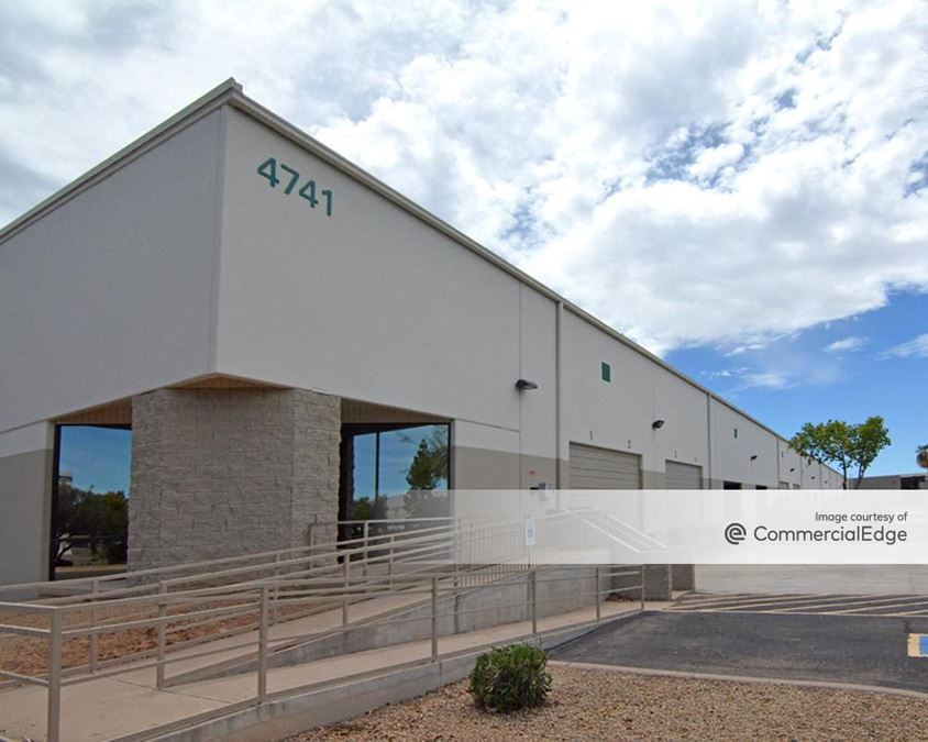 Prologis Papago Distribution Center - 4741 West Polk Street