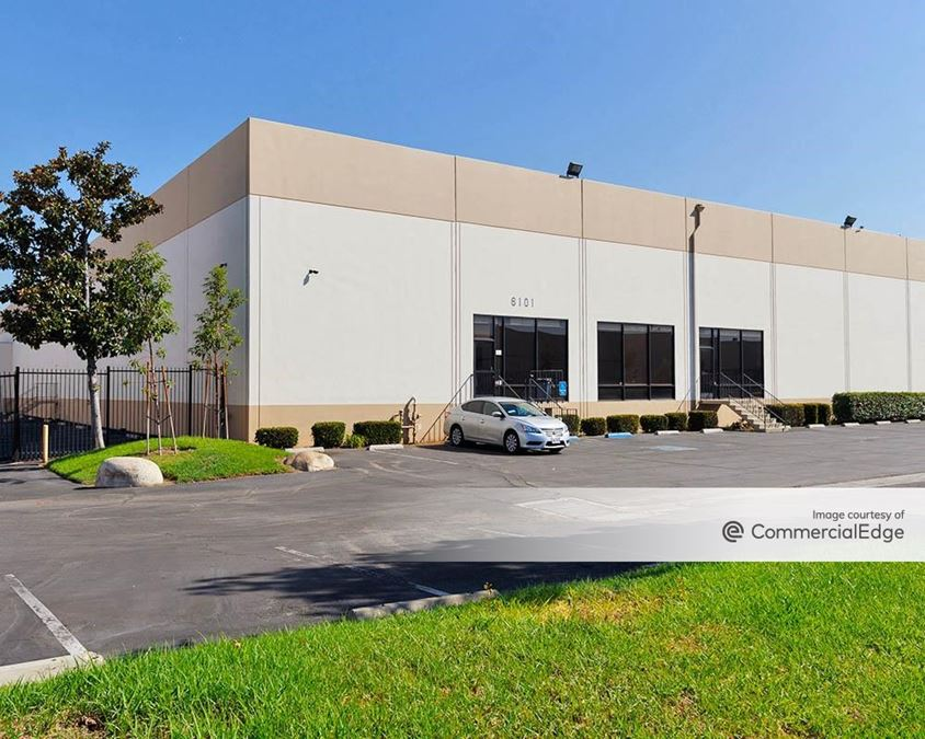 Commerce Distribution Center - 6101 Peachtree Street