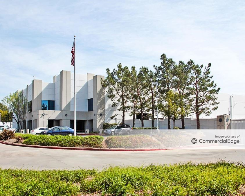Thoroughbred Business Park - Phase I - 1520 East Mission Blvd