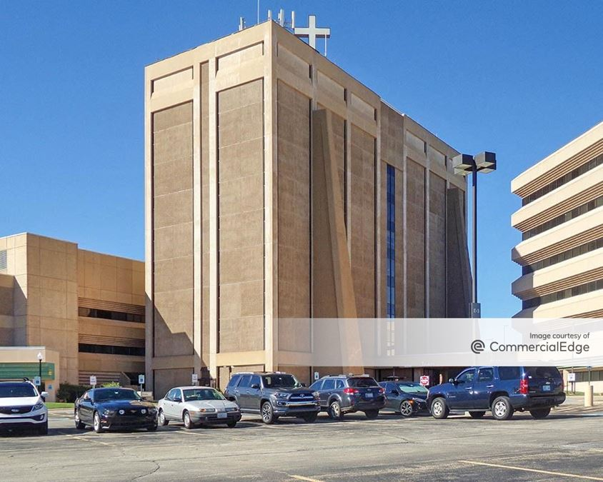 Mercy Tower - 4200 West Memorial Road, Oklahoma City, OK | Office Space
