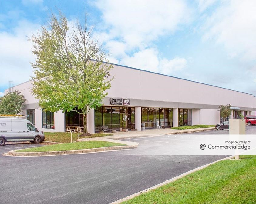 Prologis Baltimore Washington Industrial Park - 8263 & 8265 Patuxent Range Road