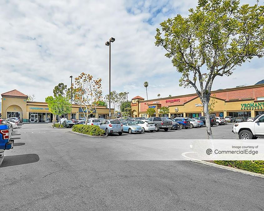 Hastings Ranch Shopping Center