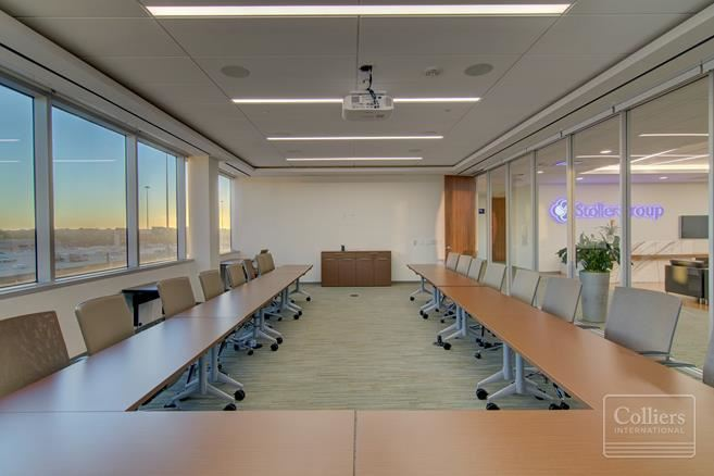 For Sublease   Full Floor Available with Long-Term Sublease