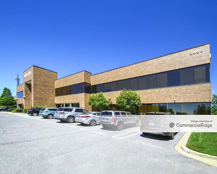 Windsor Corporate Park - 2560 Lord Baltimore Drive