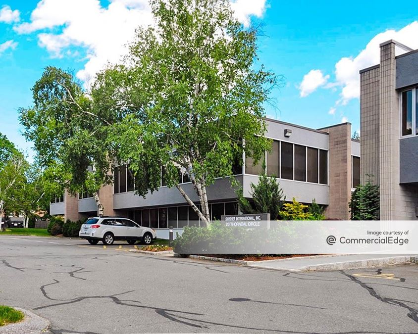 Thorndal Circle Office Park - Buildings 16 & 20