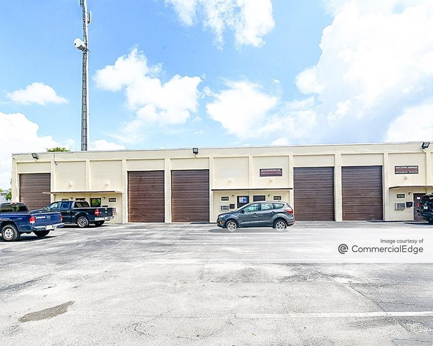 Palmetto Lakes Industrial Park - 5220-5279 NW 161st Street & 5232-5288 NW 163rd Street