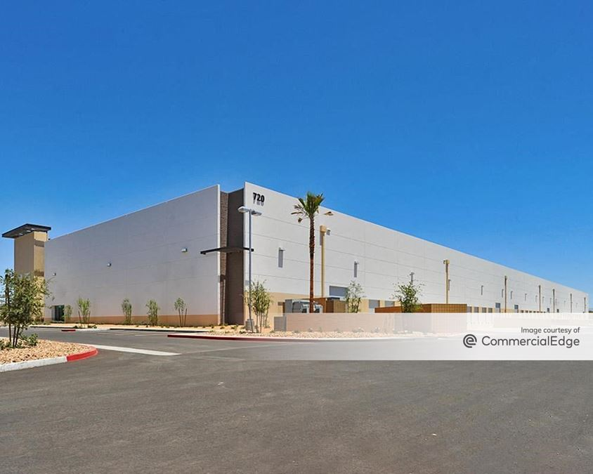 Metro East Valley Commerce Center - Building A