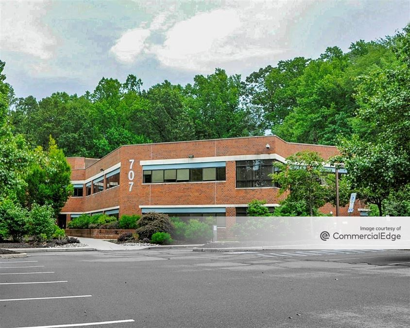 Princeton Gateway Corporate Campus South Building