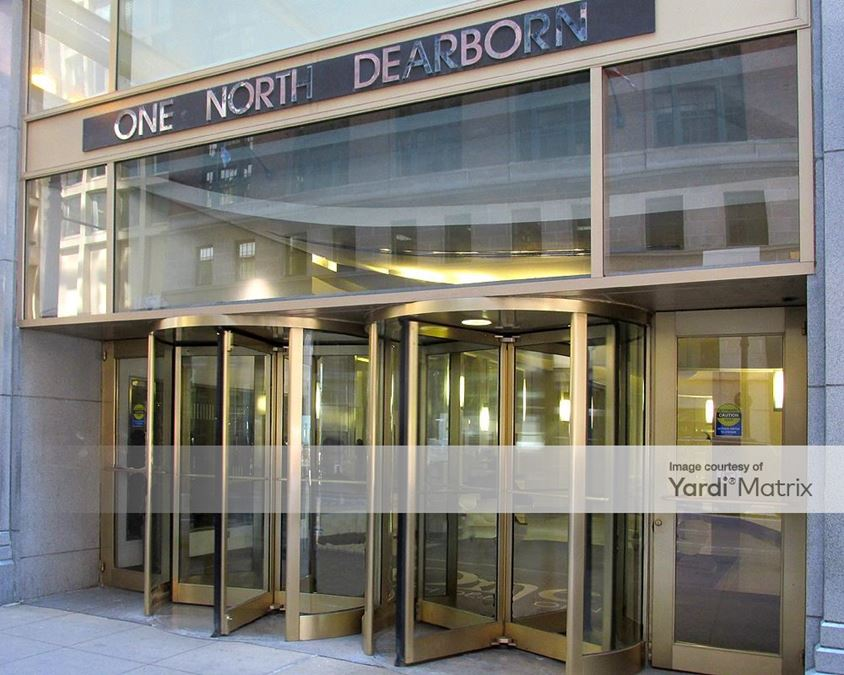 One North Dearborn Street