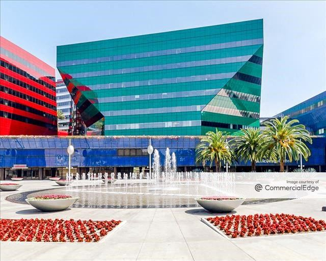 Pacific Design Center - Green Building