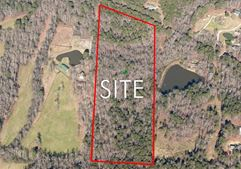 +/-18 Acres with Creek For Sale - Palmetto